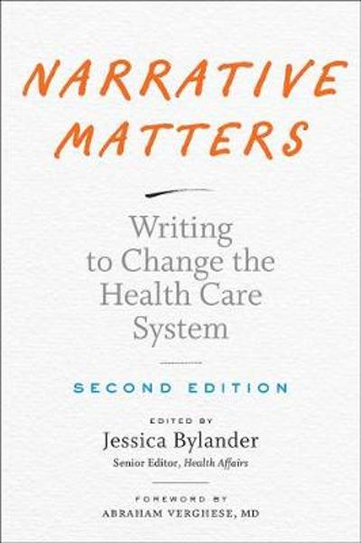 Narrative Matters - Jessica Bylander