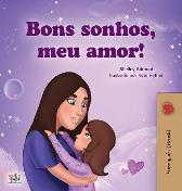 Sweet Dreams, My Love (Portuguese Children's Book for Kids -Brazil) - Shelley Admont Kidkiddos Books