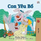 I Love My Dad (Vietnamese Book for Kids) - Shelley Admont Kidkiddos Books
