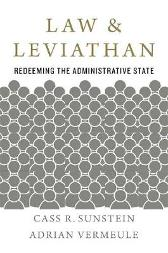 Law and Leviathan - Cass R. Sunstein Adrian Vermeule