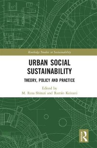 Urban Social Sustainability - M. Shirazi