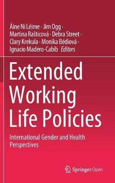 Extended Working Life Policies - Aine Ni Leime