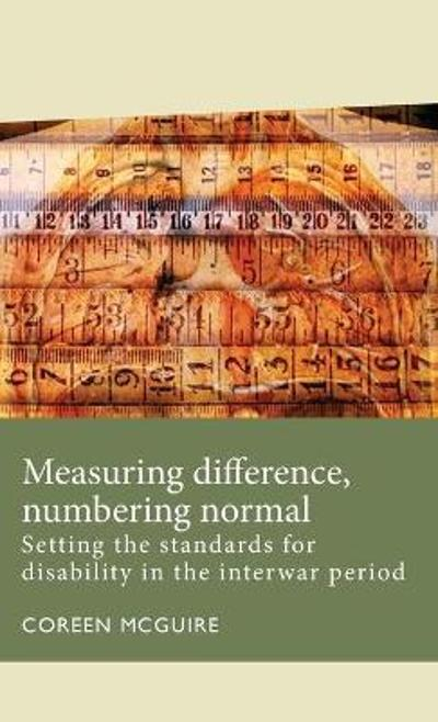 Measuring Difference, Numbering Normal - Coreen McGuire