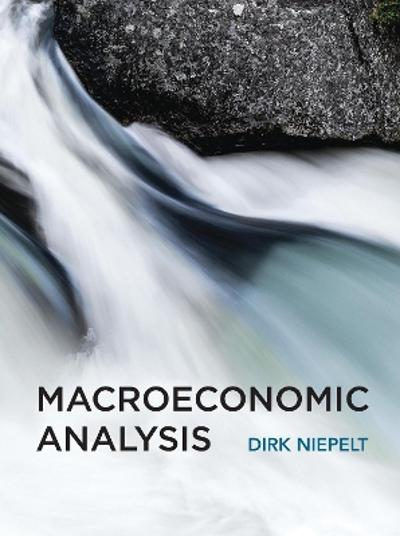 Macroeconomic Analysis - Dirk Niepelt