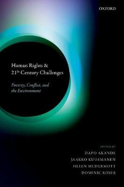 Human Rights and 21st Century Challenges - Dapo Akande
