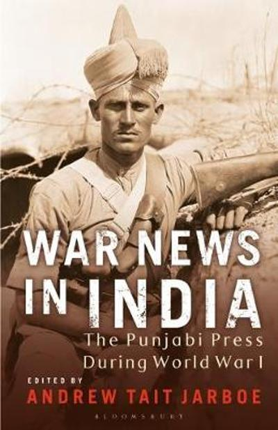 War News in India - Andrew Tait Jarboe