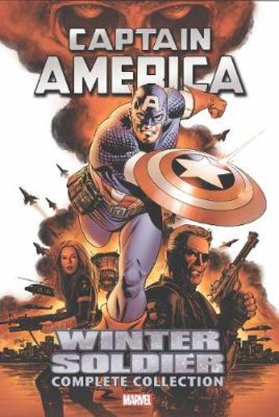 Captain America: Winter Soldier - The Complete Collection - Ed Brubaker
