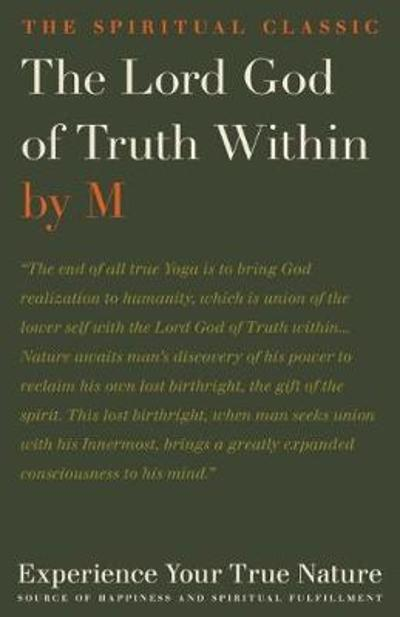 The Lord God of Truth within - M.