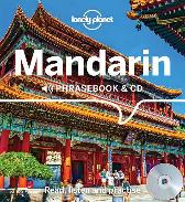 Lonely Planet Mandarin Phrasebook and CD - Lonely Planet Lonely Planet