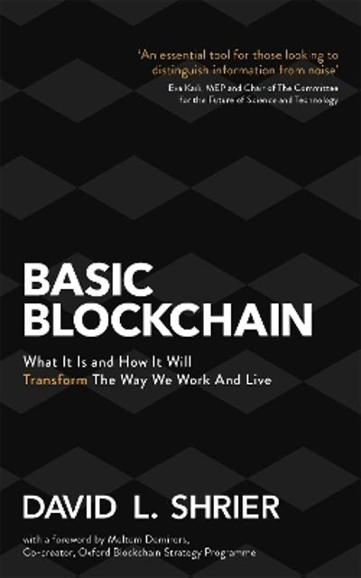Basic Blockchain - David Shrier