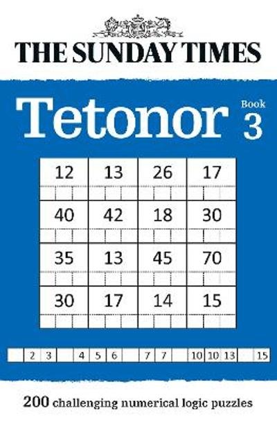 The Sunday Times Tetonor Book 3 - The Times Mind Games