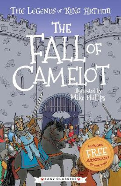 The Fall of Camelot - Tracey Mayhew