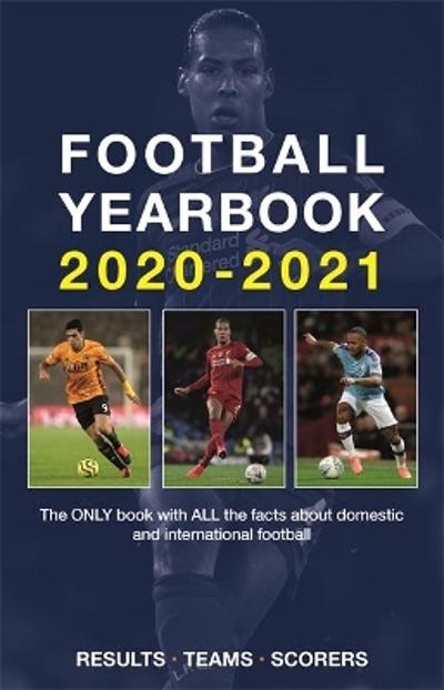 The Football Yearbook 2020-2021 - Headline