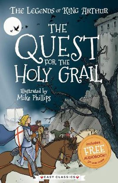 The Quest for the Holy Grail - Tracey Mayhew