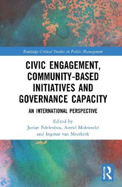 Civic Engagement, Community-Based Initiatives and Governance Capacity - Jurian Edelenbos