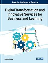 Digital Transformation and Innovative Services for Business and Learning, 1 volume - Kamaljeet Sandhu