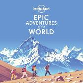 Epic Adventures Calendar 2021 - Lonely Planet