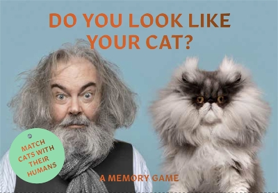 Do You Look Like Your Cat? - Gerrard Gethings