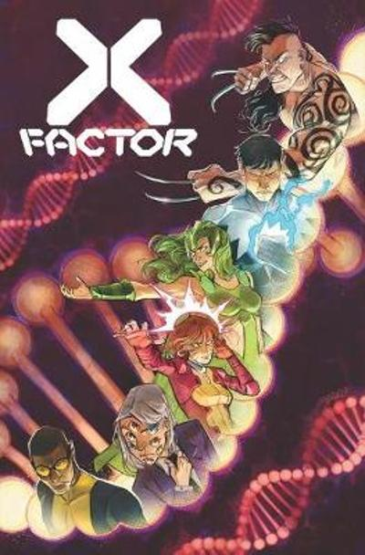 X-factor By Leah Williams Vol. 1 - Leah Williams