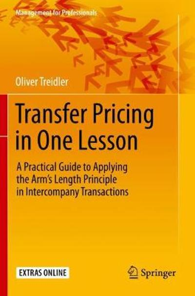 Transfer Pricing in One Lesson - Oliver Treidler