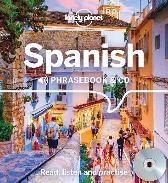 Lonely Planet Spanish Phrasebook and CD - Lonely Planet Lonely Planet