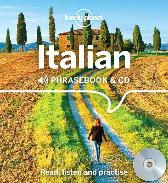 Lonely Planet Italian Phrasebook and CD - Lonely Planet Lonely Planet