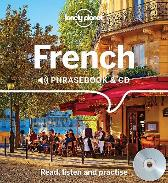 Lonely Planet French Phrasebook and CD - Lonely Planet Lonely Planet