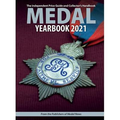 Medal Yearbook 2021 - John Mussell