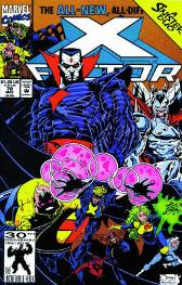 X-factor Visionaries: Peter David Vol.2 - Peter David Brandon Peterson Tom Raney