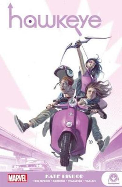 Hawkeye: Kate Bishop - Sean McKeever