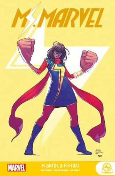Ms. Marvel Kamala Khan - G. Willow Wilson