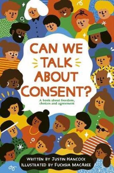 Can We Talk About Consent? - Justin Hancock