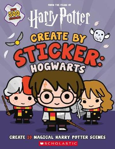 Create by Sticker: Hogwarts - Cala Spinner