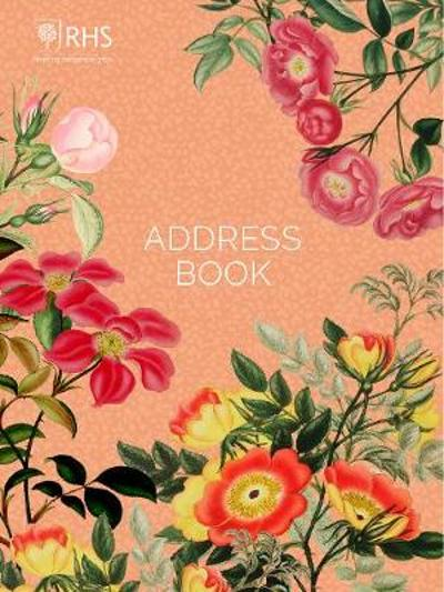 Royal Horticultural Society Desk Address Book - Royal Horticultural Society