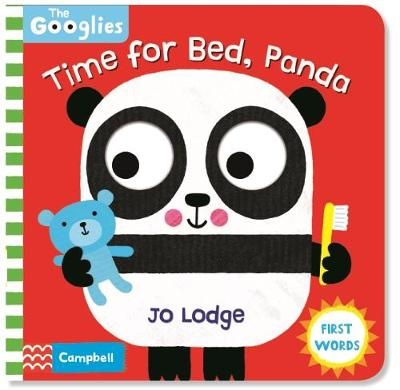 Time for Bed, Panda - Campbell Books
