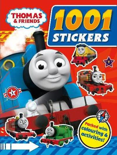Thomas and Friends: 1001 Stickers - Thomas & Friends