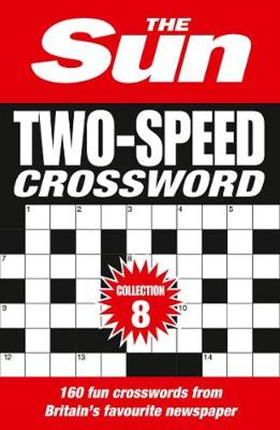 The Sun Two-Speed Crossword Collection 8 - The Sun