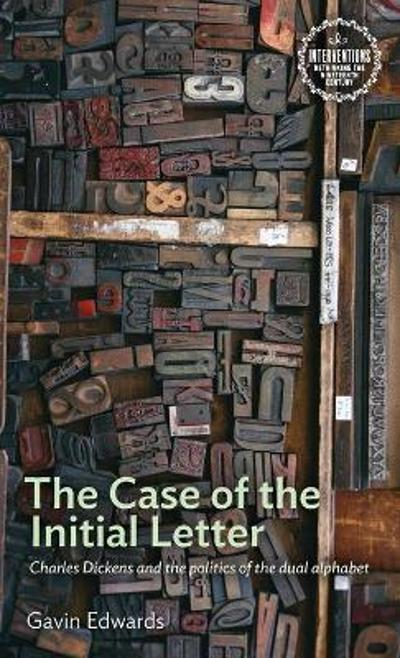 The Case of the Initial Letter - Gavin Edwards