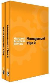 HBR Management Tips Collection (2 Books) - Harvard Business Review