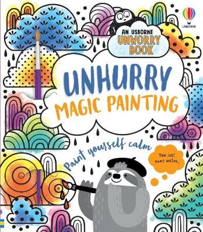 Unhurry Magic Painting - Eddie Reynolds