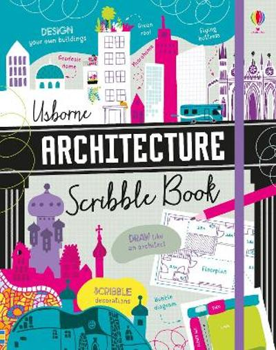 Architecture Scribble Book - Various
