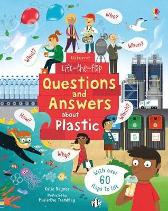 Lift-the-Flap Questions and Answers about Plastic - Katie Daynes Katie Daynes Marie-Eve Tremblay
