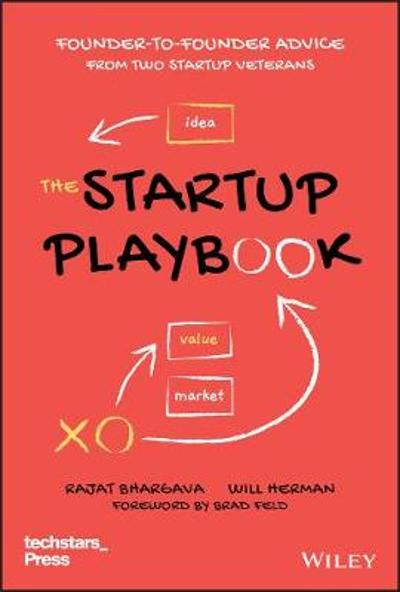 The Startup Playbook - Rajat Bhargava