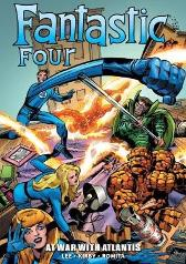 Fantastic Four Epic Collection: At War With Atlantis - Stan Lee Jack Kirby Ron Frenz