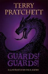The Illustrated Guards! Guards! - Terry Pratchett