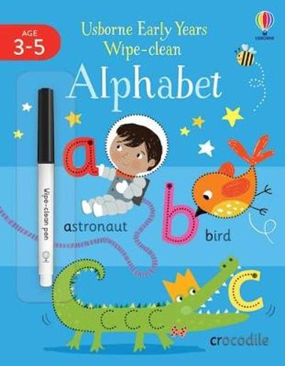 Early Years Wipe-Clean Alphabet - Jessica Greenwell
