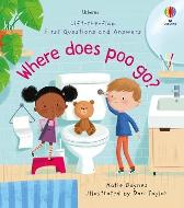 Where Does Poo Go? - Katie Daynes Daniel Taylor