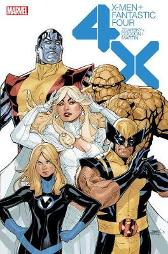 X-Men/Fantastic Four 4X - Chip Zdarksy Terry Dodson
