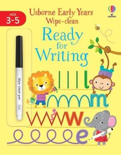 Early Years Wipe-Clean Ready for Writing - Jessica Greenwell