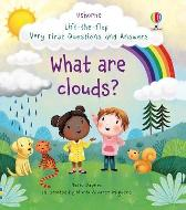 Lift-the-flap Very First Questions and Answers What are clouds? - Katie Daynes Katie Daynes Marta Alvarez Miguens